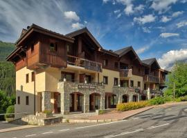 Alpine Retreat Residence Le Kandahar: Close to lifts, Les Houches