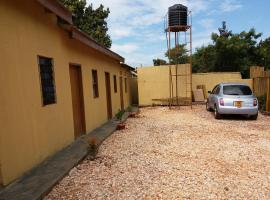 motel mambo, Kampala