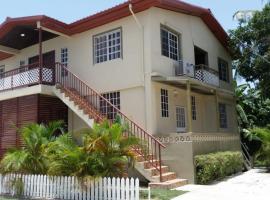 Cozy Corner Apt 2, Belize City