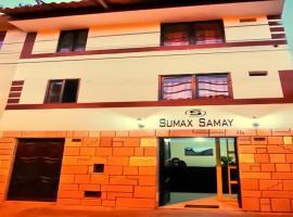 hostal Sumax Samay, Cajamarca