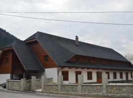 Zemanov dvor, Lietavská Svinná