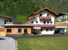Appartement Christian, Mayrhofen