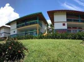 Cabañas Filo de Oro (Hotel Jardín), Jardin