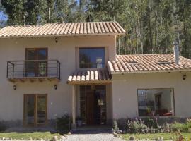 Las Casas del bosque, Calca