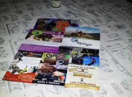El Pasaje, Malargüe