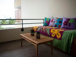 Bel Appartement Calme Vue Tout Equipe Wifi, Papeete