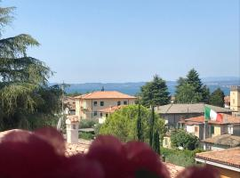 Suite Francy Panorama WIFI FREE Clima Balcony Parking, 巴多利诺