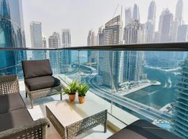 Yallarent Marina-Time Place Tower, Dubaï