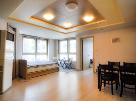Haeundae Healing Apartment, Busan