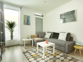 Sublime et neuf appartement au centre de Paris, Париж