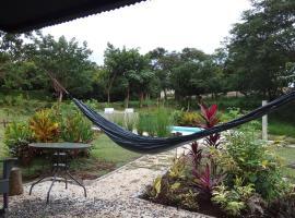 Casa Santa Felicidad, Montezuma