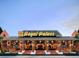 Royal Palace Hotel, 蒲甘