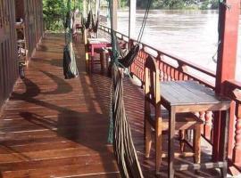 Riverside Bungalow, Ban Dondét