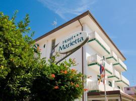 Hotel Marietta, Caorle