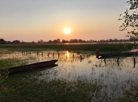 Okavango Nature Camping, Maun