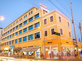 Colon Plaza Hotel, Ica