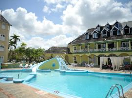 Sunshine Suite at Sandcastles, Ocho Rios