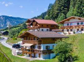 Bella Vista S, Wald im Pinzgau