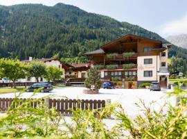 Hotel Garni Bergland, Neustift im Stubaital