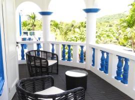 Colour Blue Club, Saipan
