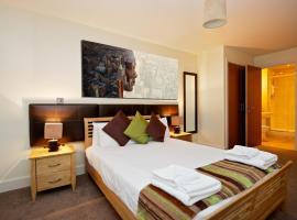 Staycity Aparthotels Arcadian Centre,