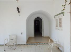 Villa Résidence Jannet Hammamet Nord Pieds dans l'eau, Al-Hammamat