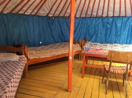 Traveller's Guesthouse, Ölgiy