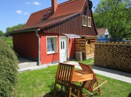 Mandauhaus mit Sauna