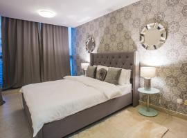 Three Bedroom Apartment Jumeirah Lakes Towers, Dubaj