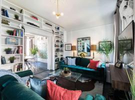 Stayloom's Breathtaking Brooklyn Home | near C/G, Бруклин