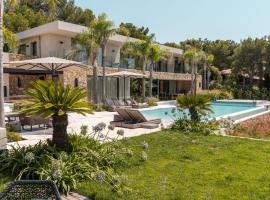 Villa Saint-Cyr, Saint-Cyr-sur-Mer