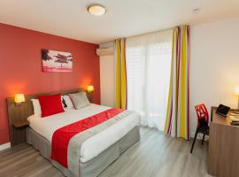 Appart-Hôtel Mer & Golf City Perpignan Centre, Perpignan