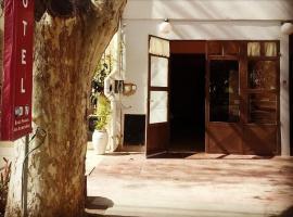 Hotel independencia, San Rafael