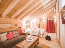 Lifestyle Rooms & Suites by Beau-Séjour, Champéry