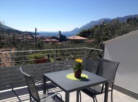 Appartamenti terrazza vista Lago, 马尔切西内