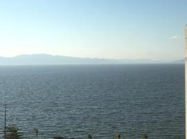 Apartamento moderno com vista para o mar, Florianópolis