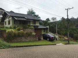 Casa moderna da Serra, Nova Petrópolis