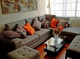 Lindo departamento en Miraflores, Lima