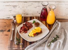 Caladdi Bed and Breakfast, Lidgetton