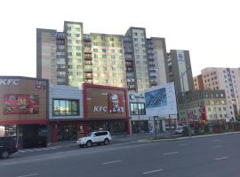 Khansvill 104 serviced apartment in Ulaanbaatar, Oulan-Bator