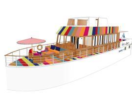 alice + olivia Fashion Yacht, Nowy Jork