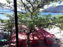 Suite Na Praia do Abraão, Ilha Grande