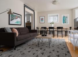 Five-Bedroom on Avenue Lincoln, Montréal