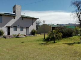 Cabañas Altos de Medeiros, Vaqueros