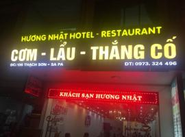 Hương Nhât Hotel, Sapa