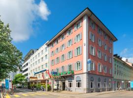 Best Western Hotel Wartmann am Bahnhof, Winterthur
