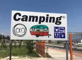 ora Rv camping, Gjirokastër