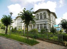 Villa Gertrud, Zinnowitz