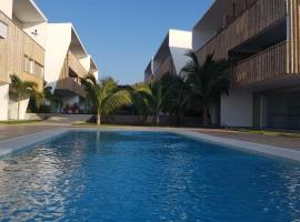 Departamento en Condominio Las Palmeras de Bocapán, Bocapán