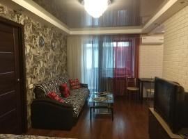 Apartments 2 Bed Rooms Lux on Gagarina, Zaporozhye